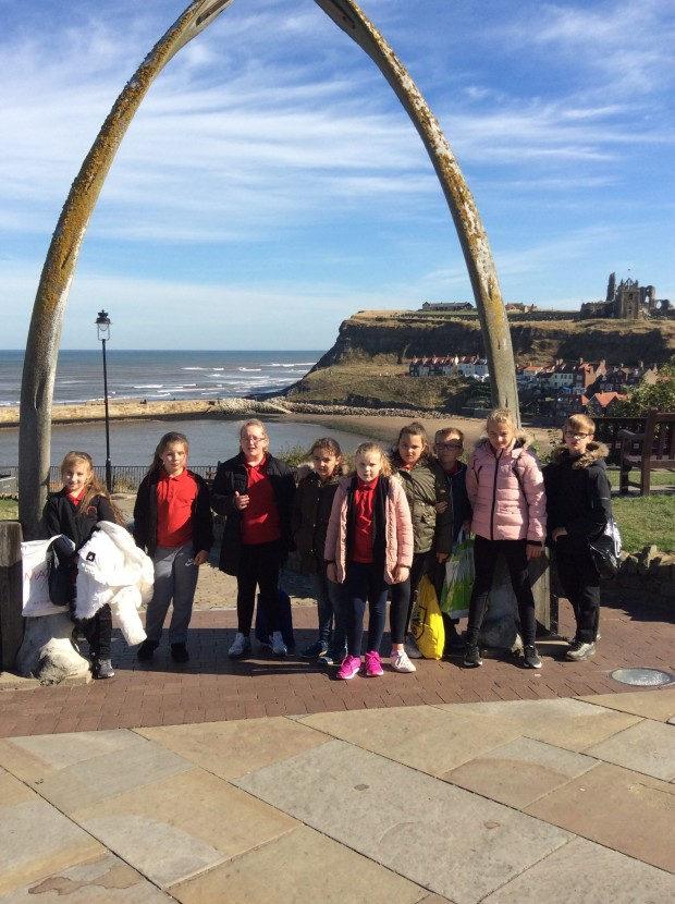 Visit to Whitby