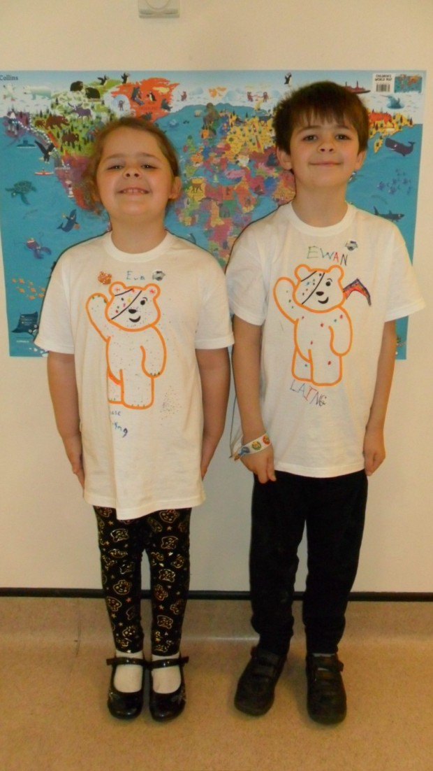 Children in Need – Go Spotty!