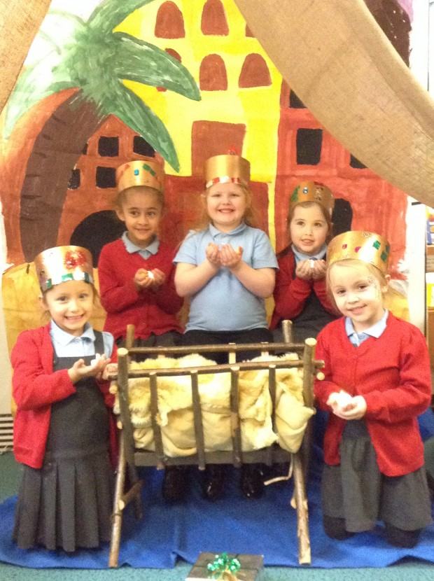 The Wriggly Nativity – EYFS Production