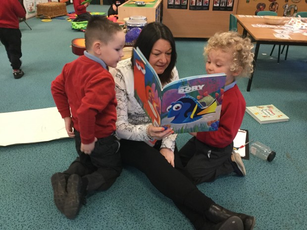 World Book Day – Sharing Reading