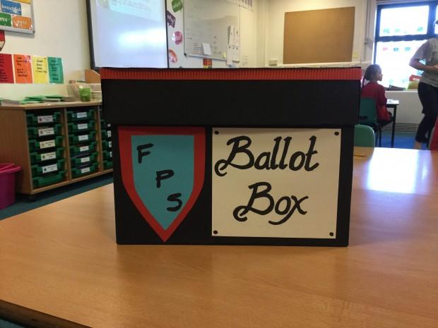 School Council Balloting