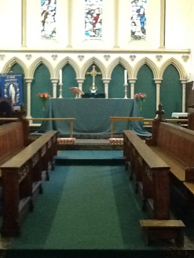 Year 1 Visit to St John's Church