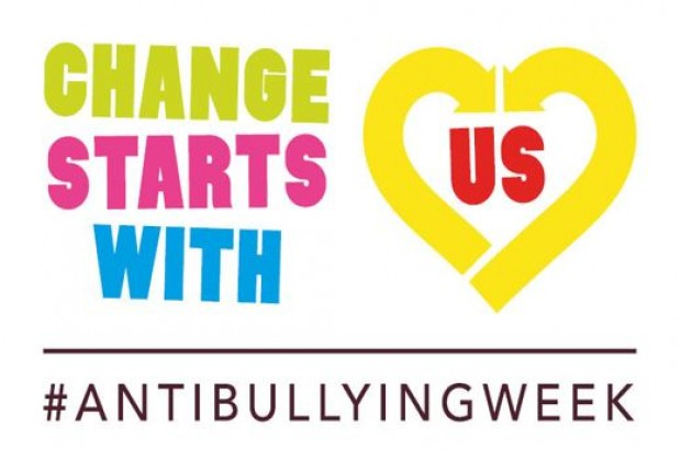 Anti-bullying week – 11th to 15th November