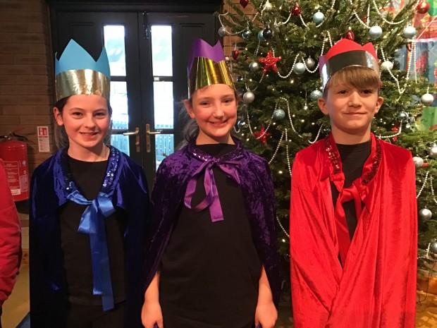 Years 3, 4 & 5 Christmas Performance