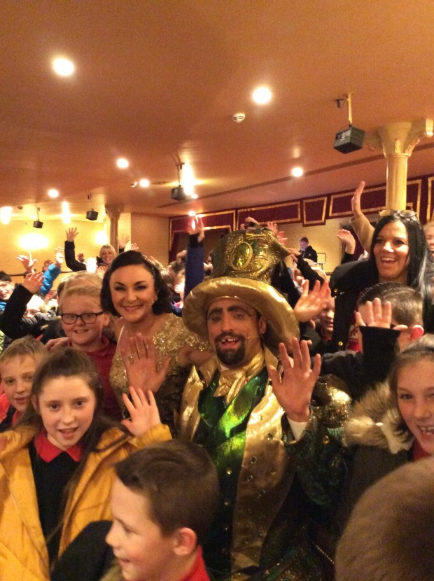 Year 6 visit to Darlington Hippodrome