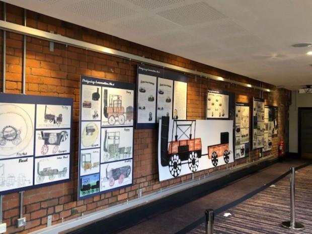 Darlington Hippodrome Exhibition
